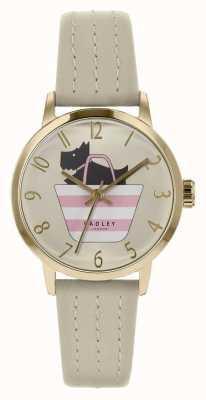 Radley | bracelet en cuir gris pour femme | chien imprimé dans le sac sac | RY2790