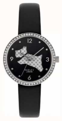 Radley | les femmes au grand air | cuir marine | cadran marine | RY2809