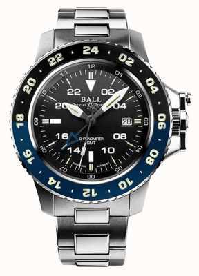 Ball Watch Company Ingénieur hydrocarbure édition limitée aerogmt ii 42mm noir DG2018C-S5C-BK