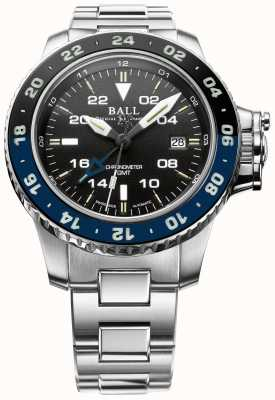 "Ball Watch Company Edition limitée aerogmt ii ""batman"" ingénieur hydrocarbure DG2018C-S5C-BK"
