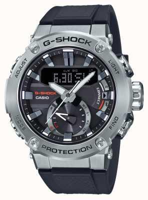 Casio G-Steel G-Shock Bluetooth Link 200m WR bracelet en caoutchouc GST-B200-1AER