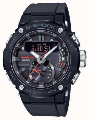Casio G-Steel G-Shock Bluetooth Link 200m WR bracelet en caoutchouc GST-B200B-1AER
