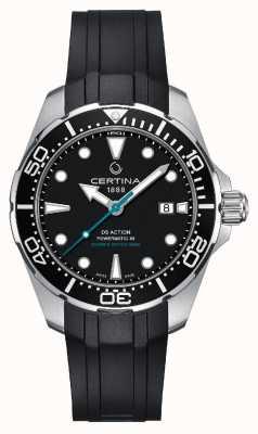 Certina | édition spéciale | ds action diver powermatic 80 | C0324071705160