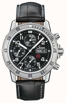 Sinn Chronographe de plongée traditionnel 206.010 COWHIDE STRAP