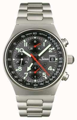 Sinn 144e diapal du chronographe heure du monde 144.068