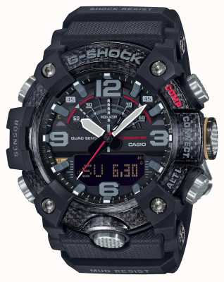 Casio Carbon core mudmaster | chronomètre | bluetooth | GG-B100-1AER