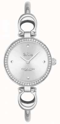 Coach | les femmes | parc | bracelet en acier | cadran blanc | 14503448