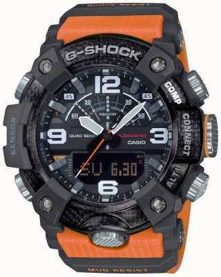 Casio Carbon core mudmaster | chronomètre | Bluetooth GG-B100-1A9ER