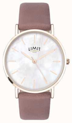 Limit | jardin secret des femmes | bracelet rose | cadran en nacre 60048.73