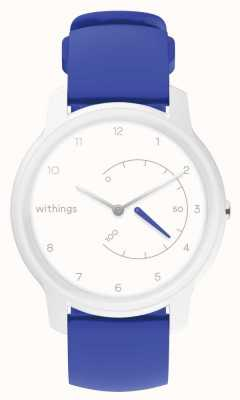 Withings Déplacer ecg | blanc et bleu | traqueur d'activité HWA08-MODEL 2-ALL-INT