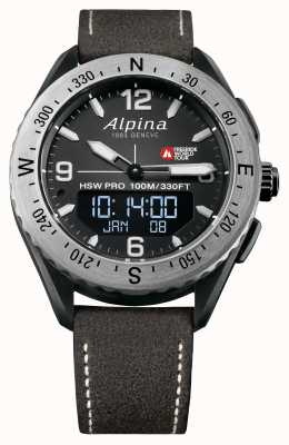 Alpina | tour du monde freeride mens smartwatch édition limitée | AL-283FWT5SAQ6