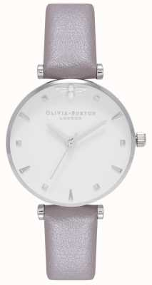 Olivia Burton Femmes | reine des abeilles | bracelet gris OB16AM144