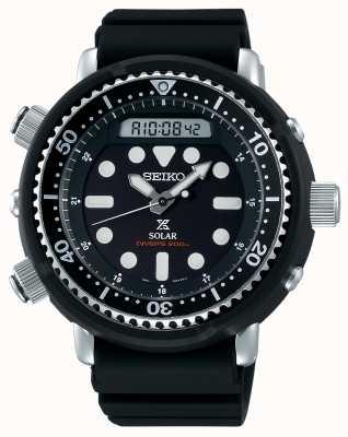 Seiko Prospex Arnie Re-issue Plongeurs Solaires 200m Noir SNJ025P1