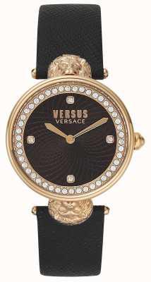 Versus Versace   les femmes   victoria harbour   cuir beige   VSP331518