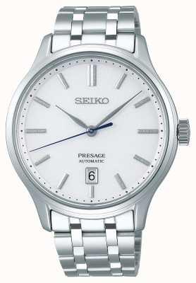 Seiko | présage | automatique | jardin zen | cadran blanc | SRPD39J1