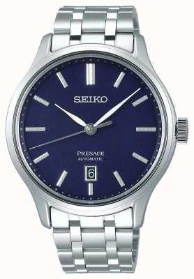 Seiko | présage | automatique | jardin zen | cadran bleu | SRPD41J1