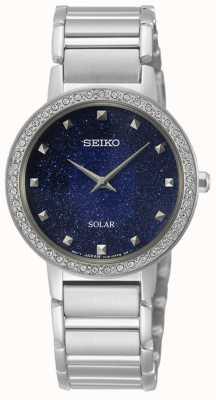 Seiko | série conceptuelle | femme solaire | ensemble de cristal SUP433P1