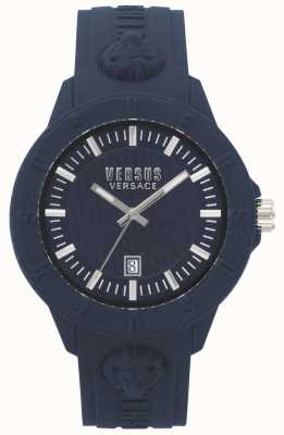 Versus Versace | les femmes | tokyo r | silicone bleu | VSPOY2118