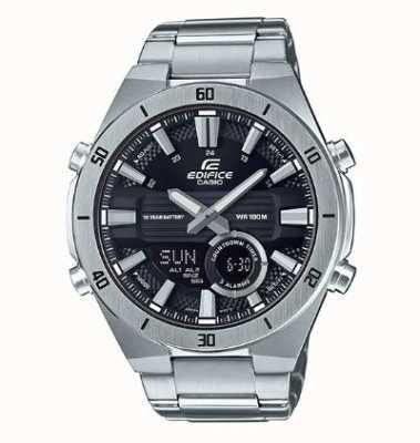 Casio | édifice | hommes | chronographe standard | cadran noir | ERA-110D-1AVEF