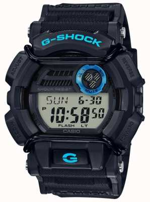 Casio   g choc   hommes   montre numérique limitée   GD-400-1B2ER