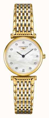 Longines | la grande classique de longines | femmes | quartz suisse | L42092877
