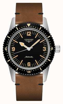 Longines | patrimoine de montres skin diver | hommes | suisse automatique | L28224562
