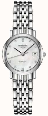 Longines | collection élégante | 25,5 mm pour femmes | suisse automatique | L43094876