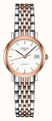 Longines | collection élégante | 25,5 mm pour femmes | suisse automatique | L43095127