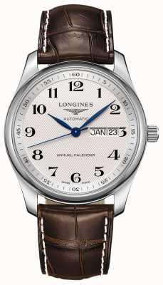 Longines Master collection | calendrier annuel | hommes suisse automatique L29104783