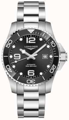 Longines | céramique hydroconquest | hommes 43 mm | suisse automatique | L37824566
