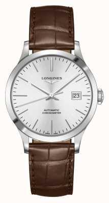 Longines | record | hommes | suisse automatique | L28204722