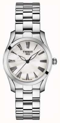 Tissot | t-wave | bracelet en acier inoxydable pour femme | nacre T1122101111300
