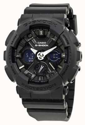 Casio | g-shock | série s | résine noire | GMA-S120MF-1AER