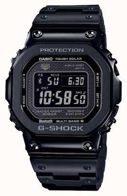 Casio | g-shock full metal | solaire dur | cadran numérique | noir GMW-B5000GD-1ER