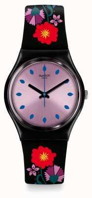 Swatch | homme original | montre coquelicotte | GB319