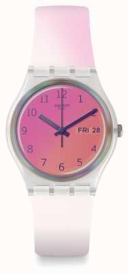 Swatch | homme original | montre ultrafushia | GE719