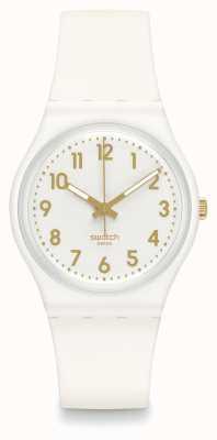 Swatch | homme original | montre blanche évêque | GW164