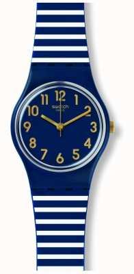 Swatch | dame d'origine | montre ora d'aria | LN153