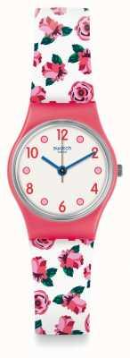 Swatch | dame d'origine | montre de printemps écraser | LP154