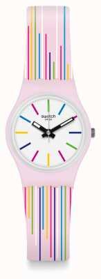 Swatch | dame d'origine | montre guimave | LP155