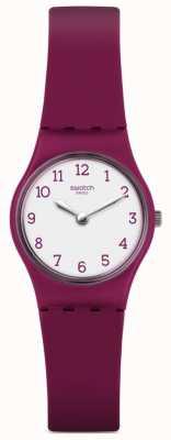 Swatch | dame d'origine | montre redbelle | LR130