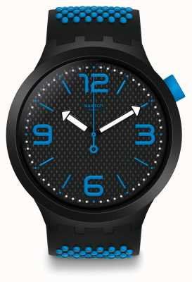 Swatch | gros gras | montre bbblue | SO27B101