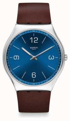 Swatch | ironie de la peau 42 | montre skinwind | SS07S101