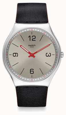 Swatch | ironie de la peau 42 | montre skinmetal | SS07S104