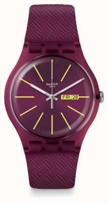Swatch | nouveau gentil | montre de vignoble | SUOR709