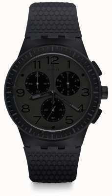 Swatch | chrono plastique | montre piege | SUSB104