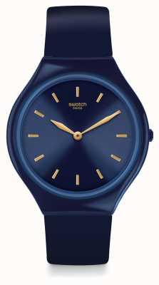 Swatch | peau régulière | montre skinazuli | SVON104