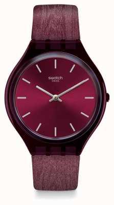 Swatch | peau régulière | montre skintempranillo | SVOV101