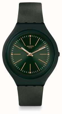 Swatch | peau grande | montre skincappero | SVUG100