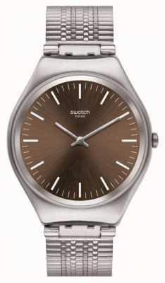 Swatch | ironie de la peau | montre skinboot | SYXS112GG